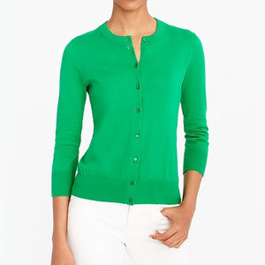 J. Crew Clare cardigan sweater